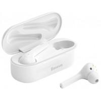 Беспроводные наушники BASEUS Encok W07 TWS Wireless White (NGW07-02)