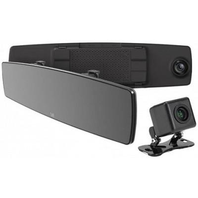 Видеорегистратор Xiaomi Yi Mirror Dash Camera (2 камеры)