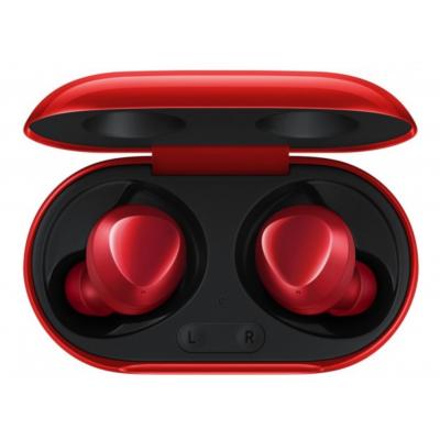 Bluetooth-гарнитура Samsung Galaxy Buds Plus SM-R175N Red (SM-R175NZRASEK) UA