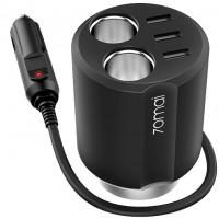 Автомобильное зарядное устройство 70mai Cigarette Lighter Socket (Midriver CC03)