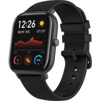 Смарт-часы с GPS Amazfit GTS Obsidian Black (A1914OB)