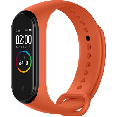 Фитнес-браслет Xiaomi Mi Smart Band 4 Orange Global Version (MGW4051CN)
