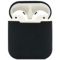 Чехол Silicone Case Apple AirPods Black
