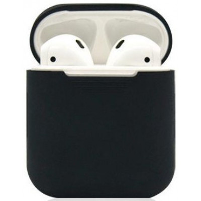 Чехол Silicone Case Apple AirPods Black