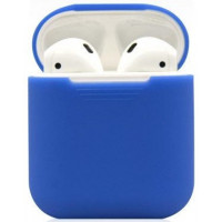 Чехол Silicone Case Apple AirPods Blue