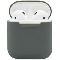 Чехол Silicone Case Apple AirPods Grey
