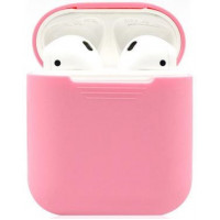 Чехол Silicone Case Apple AirPods Pink
