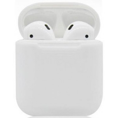 Чехол Silicone Case Apple AirPods White