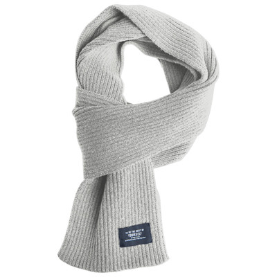 Шарф Xiaomi FO Fashion Warm Velvet Knit Scarf Grey