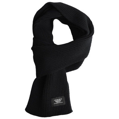 Шарф Xiaomi FO Fashion Warm Velvet Knit Scarf Black