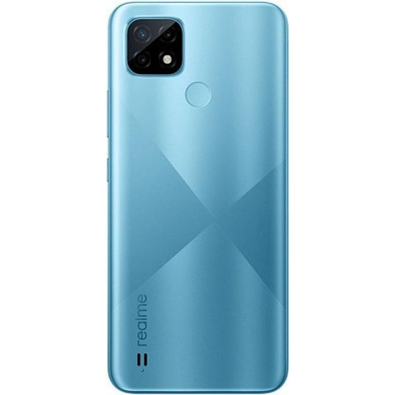 Realme C21Y 4/64Gb Cross Blue (EU)