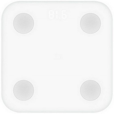 Умные весы Xiaomi Mi Body Composition Scale White (LPN4013GL)