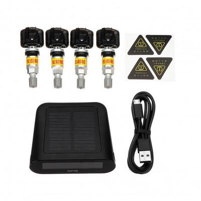 Система датчиков давления шин TPMS 70Mai Tire Pressure Monitoring System (Midriver T01) Black