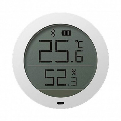 Метеостанция Xiaomi Mi Smart Temperature & Humidity Monitor White (NUN4013CN/NUN4019TY)