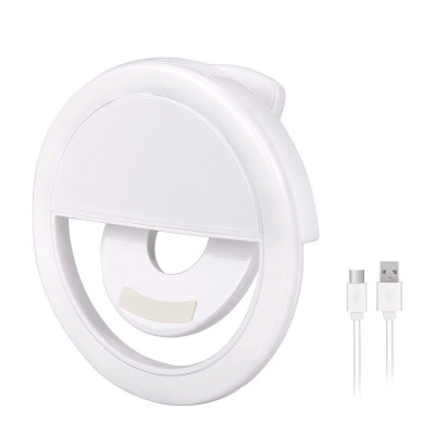 Подсветка LED Selfie Ring White