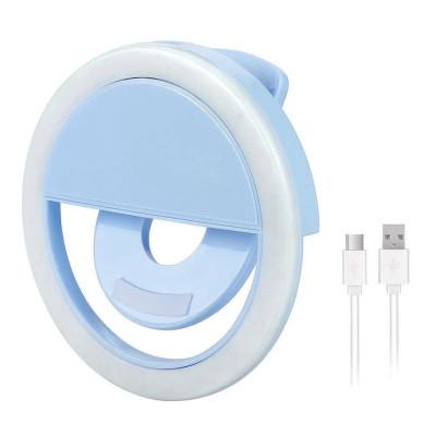 Подсветка LED Selfie Ring Blue