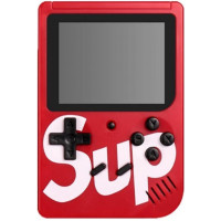 Игровая приставка SUP Game Box 400 in 1 Red