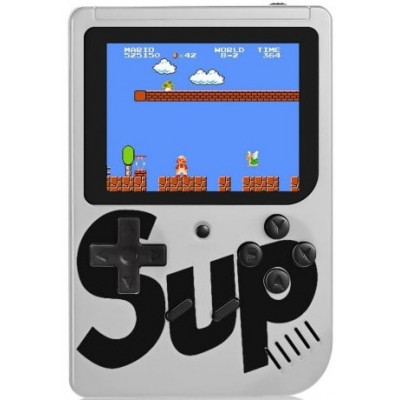 Игровая приставка SUP Game Box 400 in 1 White