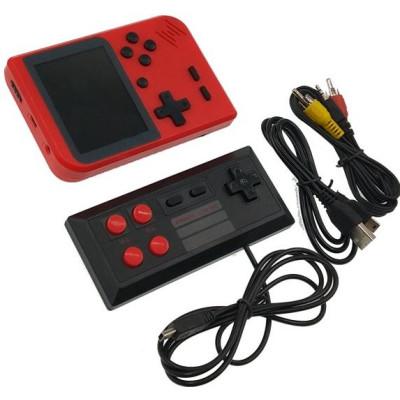Игровая приставка RETRO Game Box 400 in 1 Red +Джостик