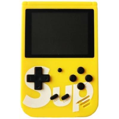 Игровая приставка SUP Game Box 400 in 1 Yellow