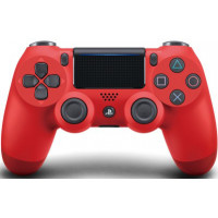 Sony DualShock 4 V2 Magma Red (9894353)