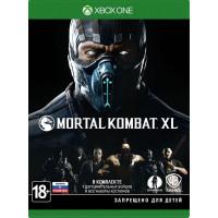 Игра Mortal Kombat XL (русская версия)