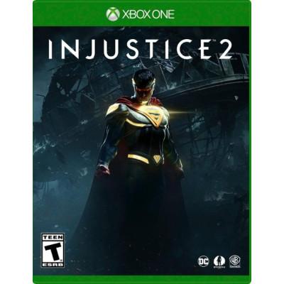 Игра Injustice 2 (русская версия)