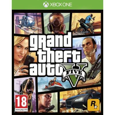 Игра GTA V Premium Edition (русская версия)