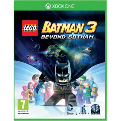 Lego Batman 3: Beyond Gotham (русская версия)