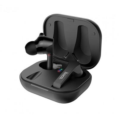 Беспроводные наушники HOCO Pleasure wireless headset BT5.0 ES34 Black