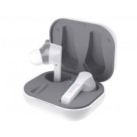 Беспроводные наушники HOCO Pleasure wireless headset BT5.0 ES34 White