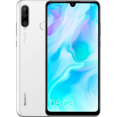 Huawei P30 Lite 4/128Gb Pearl White (51093PUW) (UA UCRF)