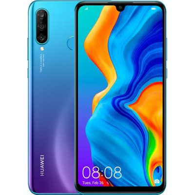 Huawei P30 Lite 4/128Gb Peacock Blue (HW51093PUU) (UA UCRF)