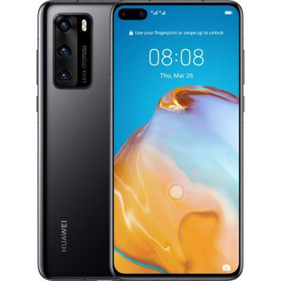 Huawei P40 8/128Gb Black (51095EHY) (UA UCRF)