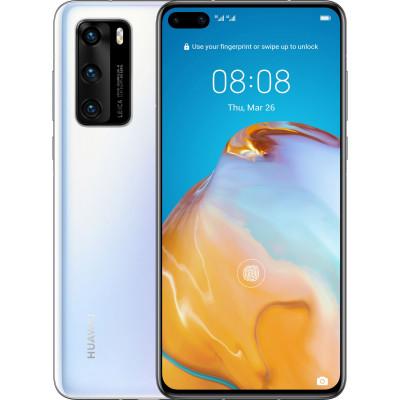 Huawei P40 8/128Gb Ice White (51095EJB) (UA UCRF)