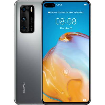 Huawei P40 8/128Gb Silver Frost (51095CAA) (UA UCRF)