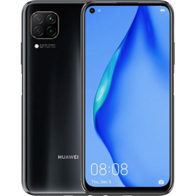 Huawei P40 Lite 6/128Gb Midnight Black (51095CJV) (UA UCRF)