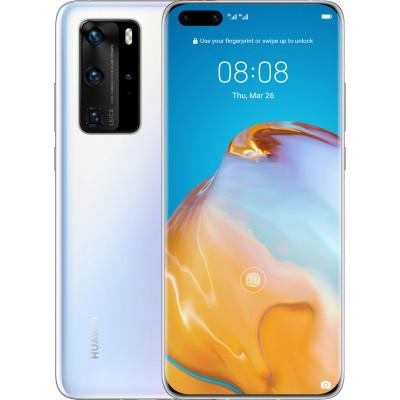 Huawei P40 Pro 8/256Gb Ice White (51095EXN) (UA UCRF)