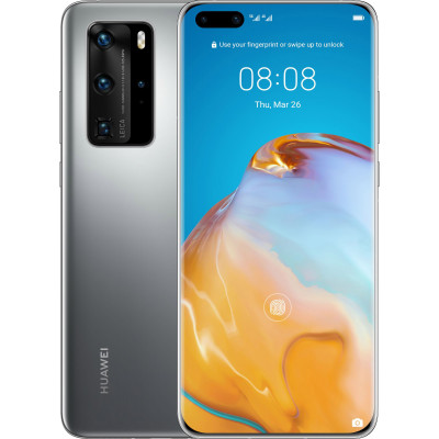 Huawei P40 Pro 8/256Gb Silver Frost (51095CAL) (UA UCRF)