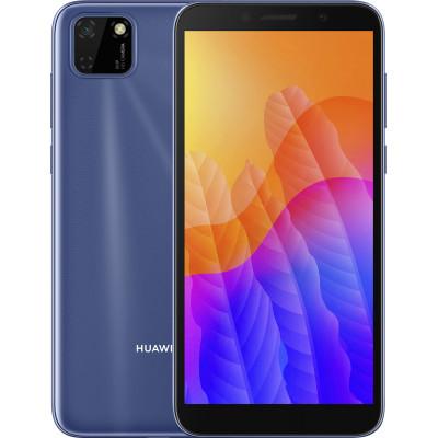 Huawei Y5p 2/32Gb Phantom Blue (51095MTY) (UA UCRF)