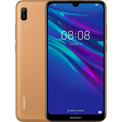 Huawei Y6 2019 2/32Gb Brown (51093PMR) (UA UCRF)