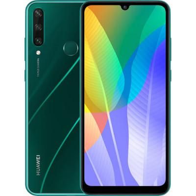 Huawei Y6p 3/64Gb Emerald Green (51095KYR) (UA UCRF)
