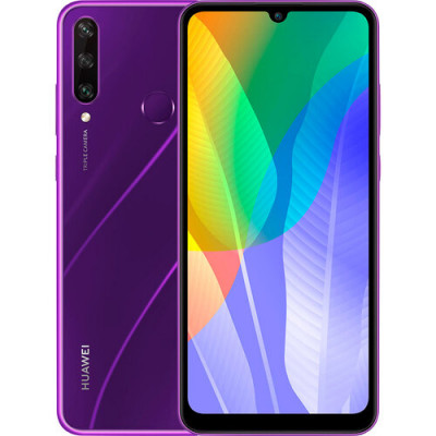Huawei Y6p 3/64Gb Phantom Purple (51095KYT) (UA UCRF)