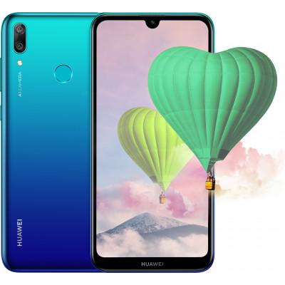Huawei Y7 2019 3/32Gb Aurora Blue (51093HEU) (UA UCRF)