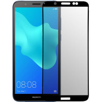 Защитное стекло Huawei Y5 2018 3D Black