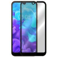 Защитное стекло Huawei Y5 2019 5D Black (Полный клей)