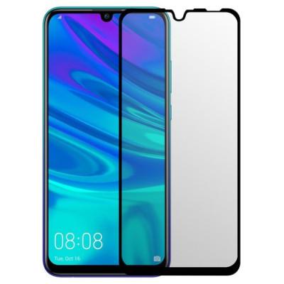 Защитное стекло Huawei P Smart 2019 5D Black (Полный клей)