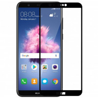 Защитное стекло Huawei P Smart 3D Black