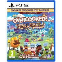 Overcooked All You Can Eat PS5 (русская версия)
