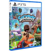 Sackboy: A Big Adventure PS5 (русская версия)